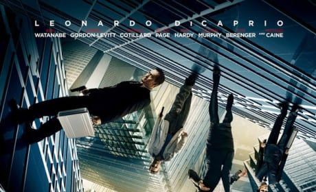 The Cast of Inception Gets Lost on New IMAX Poster