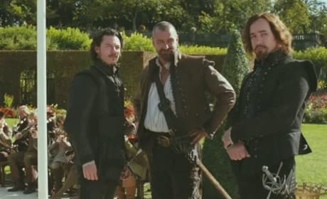 The Three Musketeers Movie Trailer: Released