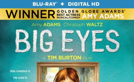 Big Eyes DVD Review: Tim Burton Paints a Different Picture