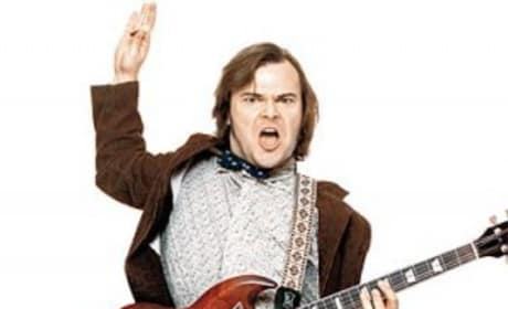 Jack Black Looks Forward to School of Rock 2 Script