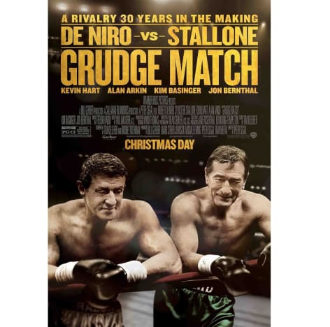 Grudge Match Prize Poster