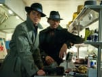 Matt Bomer and Joe Manganiello Magic Mike