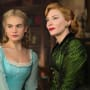 Cinderella Cate Blanchett Lily James