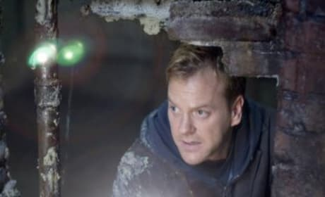 Kiefer Sutherland Talks Mirrors