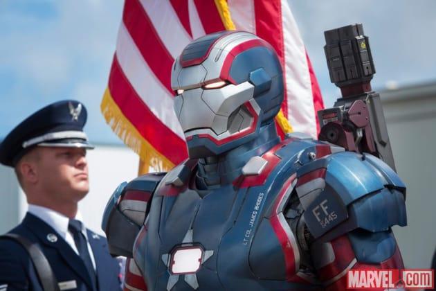 Iron Man 3 Iron Patriot