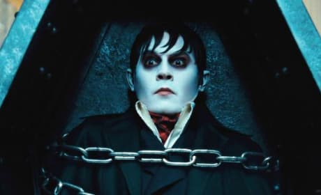 Dark Shadows Photos: Six Johnny Depp Stills