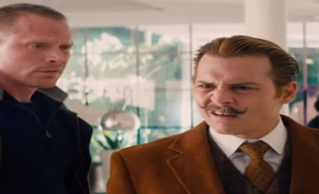 Mortdecai Trailer: Johnny Depp Is a Hilarious Big Spender