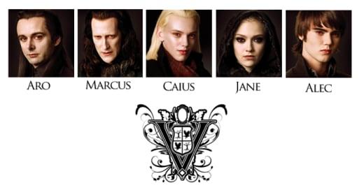 The Volturi Photo