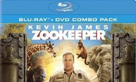 Zookeeper Blu-Ray