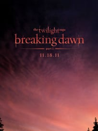 The Twilight Saga: Breaking Dawn Part 1 First Official Poster