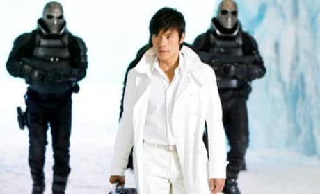 Storm Shadow Is Back in G.I Joe Sequel