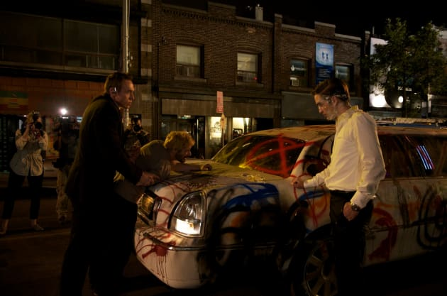 Robert Pattinson Cosmopolis Still