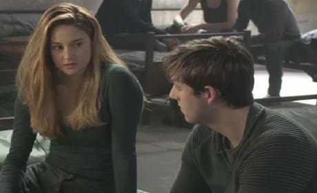 Divergent Behind-the-Scenes: Shailene Woodley Takes a Stand