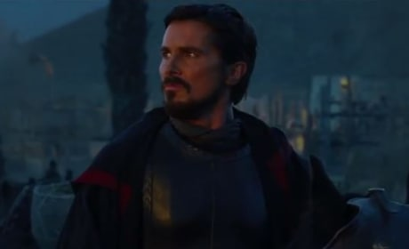 Exodus Gods and Kings Trailer: Christian Bale Goes Biblical