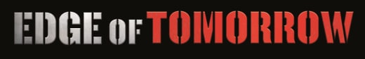 Edge of Tomorrow Title Banner