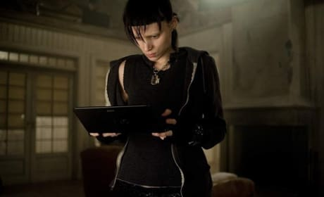 New Images from The Girl with the Dragon Tattoo