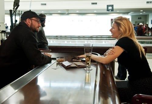 Steven Soderberg and Gwyneth Paltrow in Contagion