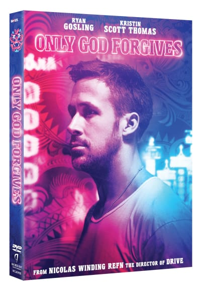 Only God Forgives DVD