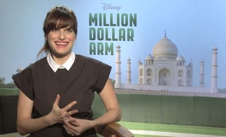 Million Dollar Arm Exclusive: Lake Bell Shares Jon Hamm's Surprise Talent!