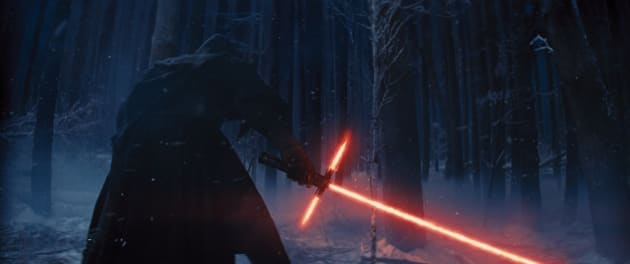 Star Wars: The Force Awakens Sith