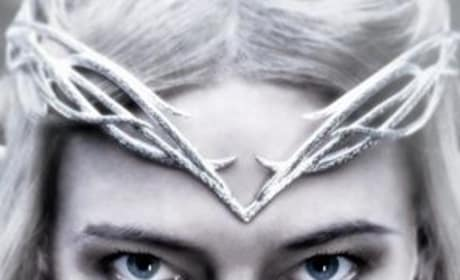 The Hobbit The Battle of the Five Armies Galadriel Poster