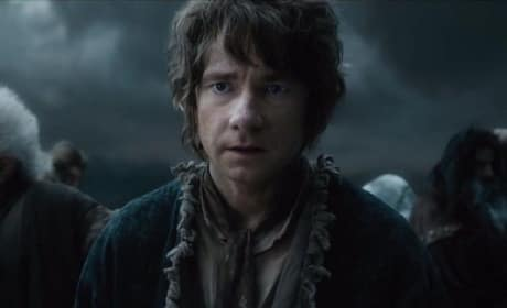 The Hobbit The Battle of the Five Armies Martin Freeman Is Bilbo