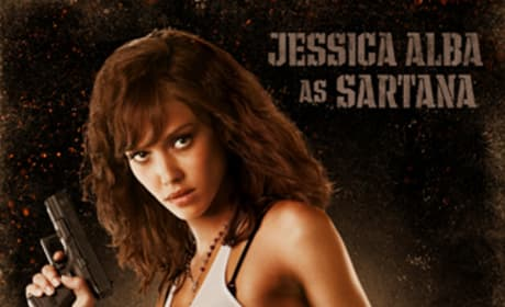 Machete Kills: Jessica Alba & Michelle Rodriguez Returning