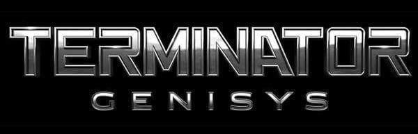 Terminator Genisys Official Logo