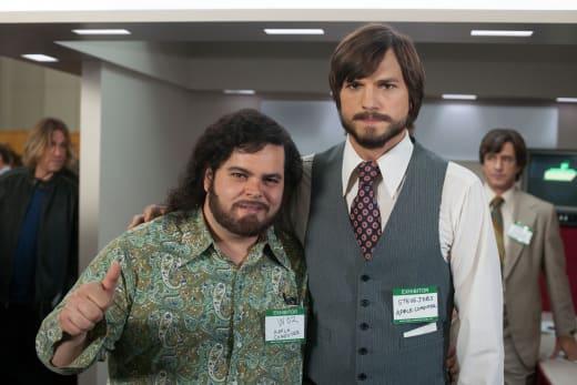 Josh Gad Ashton Kutcher Jobs