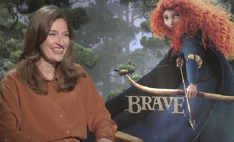 Brave Exclusive Video Interview: Kelly Macdonald Makes History