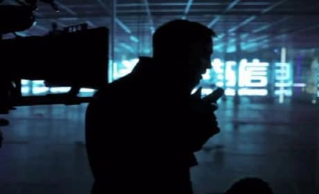 Skyfall: Sam Mendes' First Set Video Blog