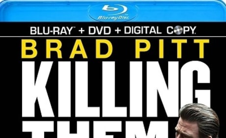 Killing Them Softly DVD Review: Brad Pitt Kills It