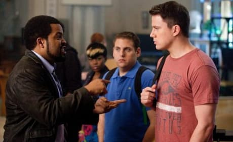 21 Jump Street Stars Jonah Hill and Channing Tatum