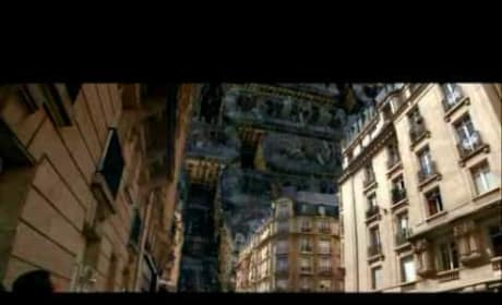 Inception 60-second TV Spot