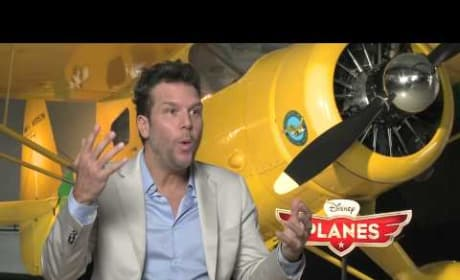 Dane Cook Exclusive Planes Interview