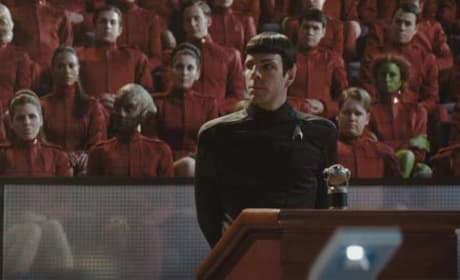 Star Trek Sequel Talk from Writer