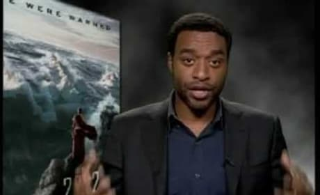 Chiwetel Ejiofor 2012 Interview