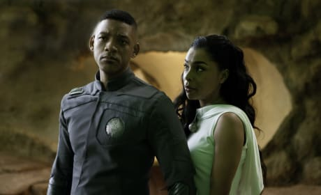 After Earth Will Smith Sophie Okonedo