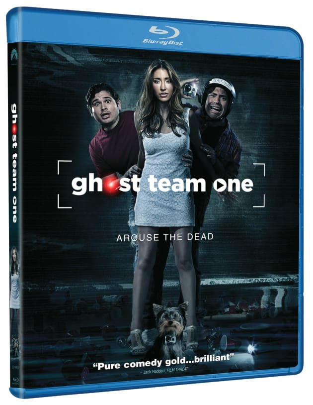 Ghost Team One Blu-Ray