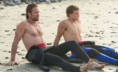 Chasing Mavericks: Gerard Butler Dishes Surfing as Life