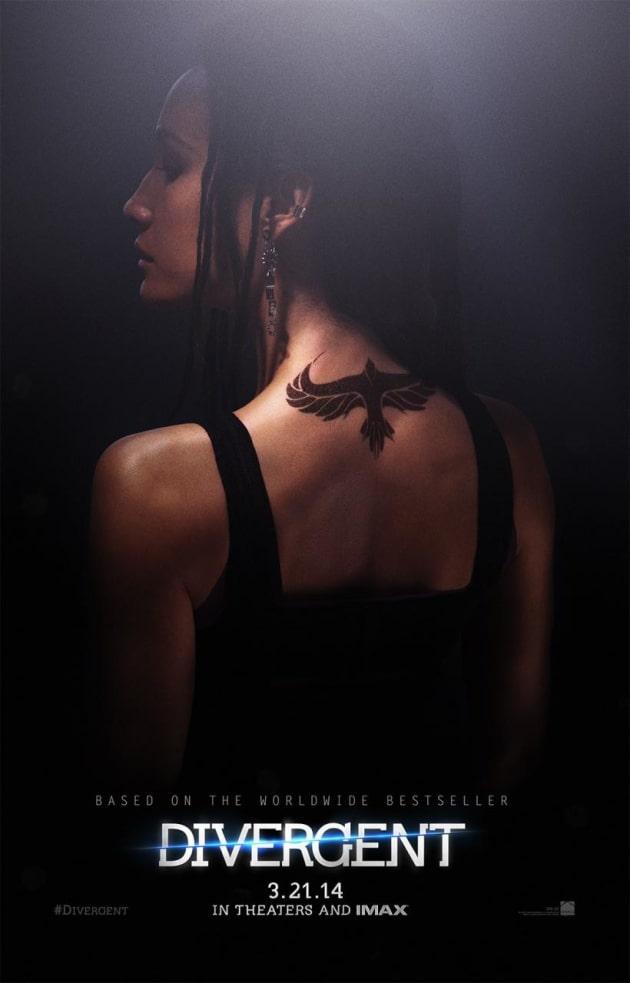 Divergent Tori Character Poster