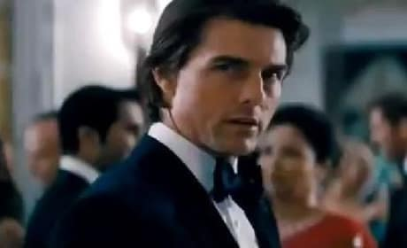 Mission Impossible: Ghost Protocol New TV Spot Scores