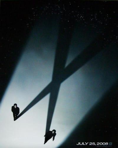 X-Files 2 Teaser Poster
