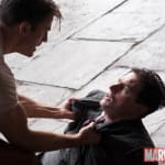 Captain America Taken Off Guard