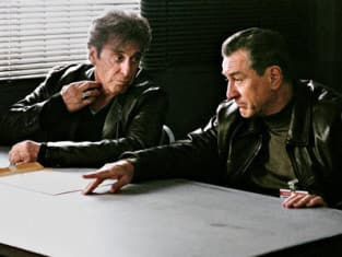 Righteous Kill Stars