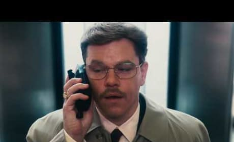 The Informant! Movie Trailer