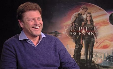 "Jupiter Ascending Exclusive: Sean Bean on Wachowskis ""Two Minds Working As One"""