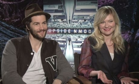 Jim Sturgess Kirsten Dunst Upside Down