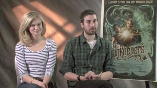Sara Paxton and Ti West Talk The Innkeepers