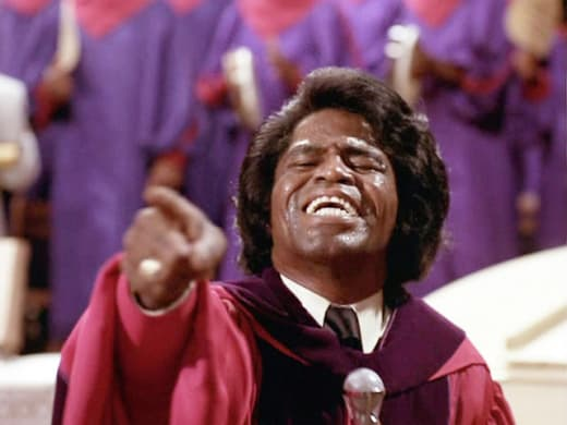 James Brown Blues Brothers